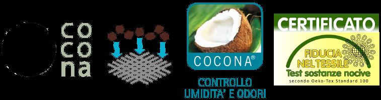 Le certificazioni della fodera Cocona