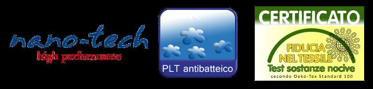 Le certificazioni della fodera PLT