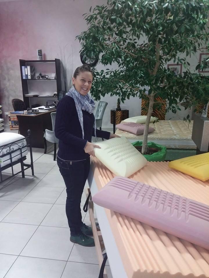 Materassi Kolleman: lo showroom di San Salvo
